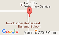 Foothills Veterinary Service Location