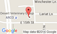 Desert Veterinary Group Location