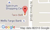 Perris Valley Veterinary Clinic Location