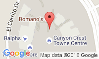 Canyon Crest Animal Hospital Location