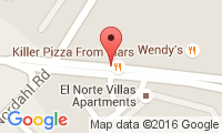 El Norte Veterinary Clinic Location