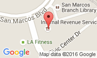 San Marcos Vet Center Location