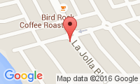 Bird Rock Animal Clinic Location