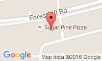 Foresthill Veterinary Clinic Location