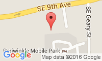 Periwinkle Pet Clinic Location