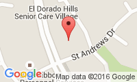 El Dorado Hills Pet Clinic Location