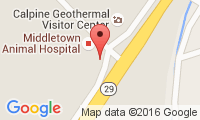 Middletown Animal Hospital Location