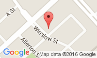 Whipple Avenue Pet Hospital Location