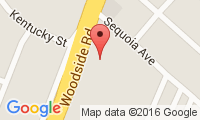 Woodside Veterinary Clinic Location