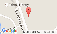 Fairfax Veterinary Clinic Location