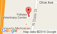 Yokayo Veterinary Clinic Location