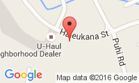 Kauai Veterinary Clinic Location