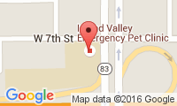 Inland Valley Emergency Pet Clinic Location