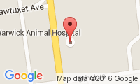 Warwick Animal Hospital Location