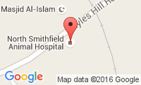 North Smithfield Animal Hospital Location