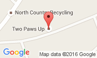 Two Paws Up Location