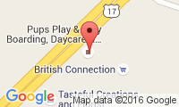 PUPS Play & Stay Location