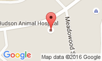 Hudson Animal Hospital Location