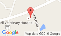 Bell Veterinary Hospital Location