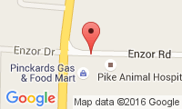 Pike Animal Hospital Location